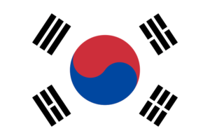 Flag of South-Korea